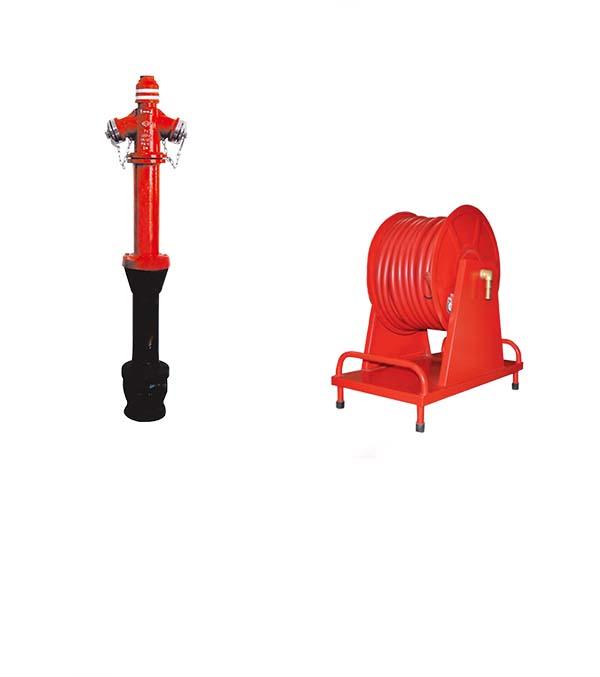 Özel Makaralar ve Yangın Hidrantları